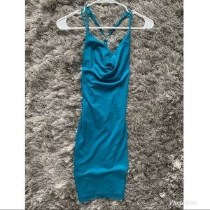 Guess by Marciano Silk Bodycon Dress